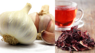 Garlic Hibiscus