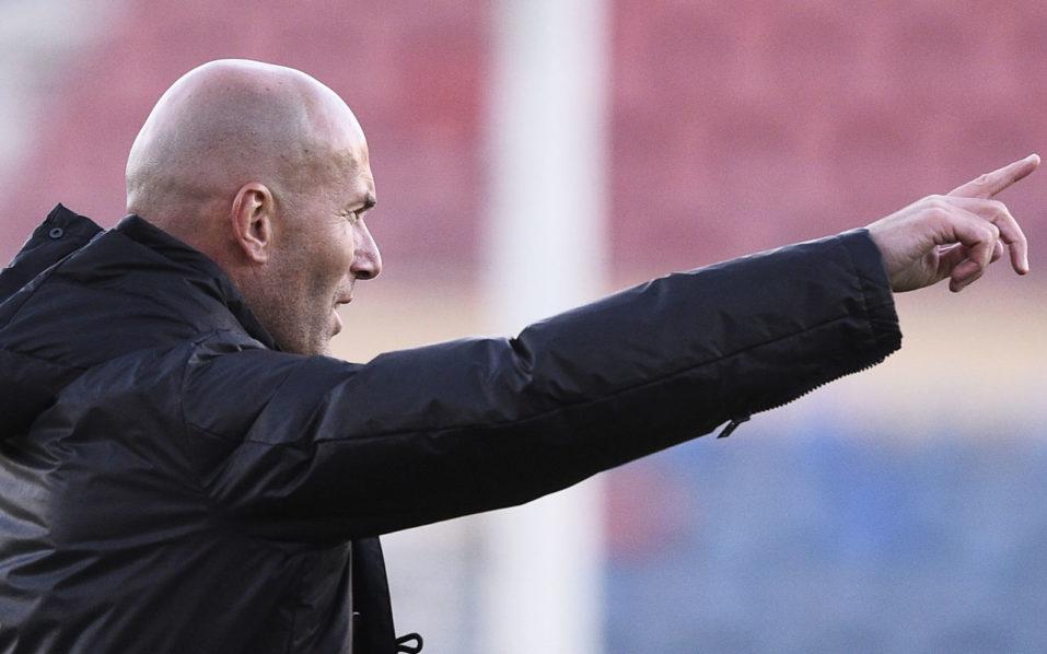 Real Madrid's / AFP PHOTO / ALAIN GROSCLAUDE