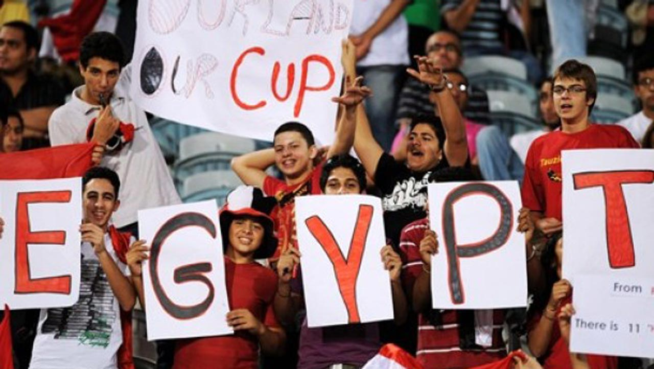 Pharaohs of Egypt will be backed by 50,000 fans when they play Ghana on November 13.