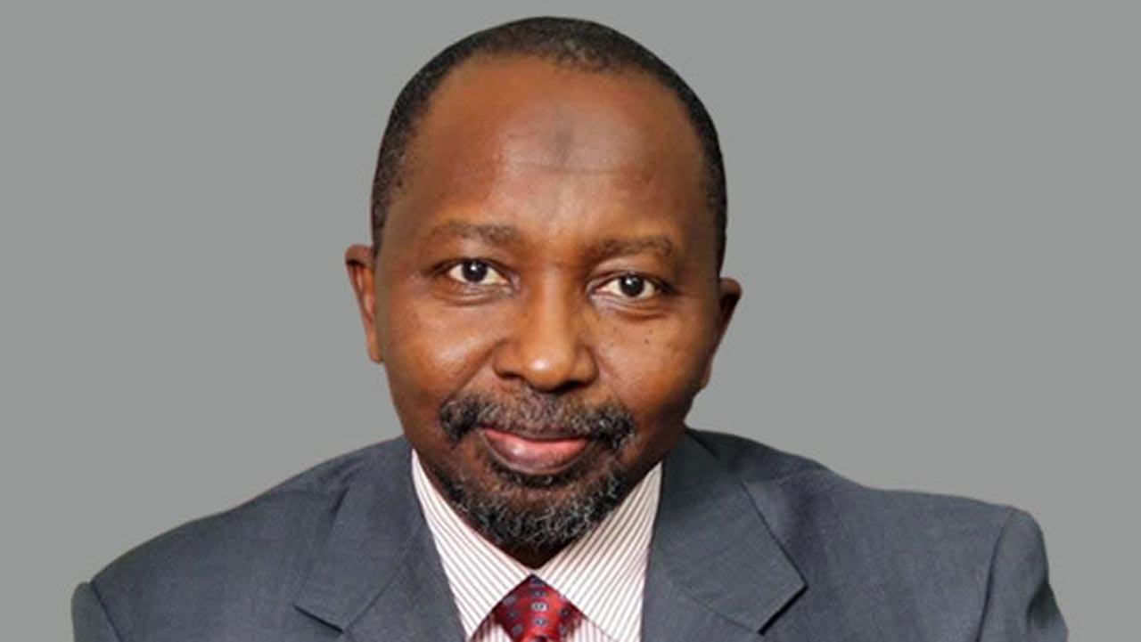 Commissioner for Insurance, Mohammed Kari