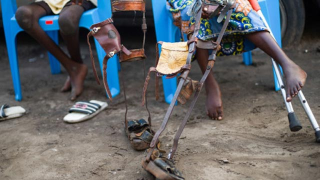Delta to criminalise discrimination against physically challenged persons