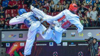 Taekwondo. PHOTO: worldtaekwondofederation.net