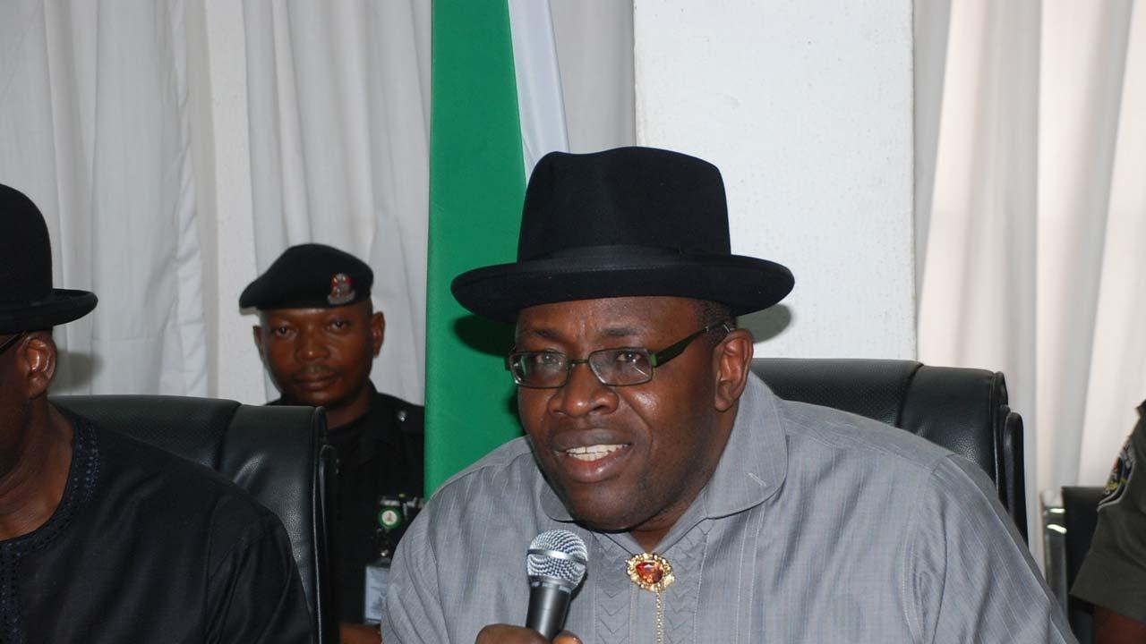 PDP crisis: Dickson urges Makarfi to step down