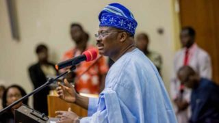 Abiola Ajimobi of Oyo State