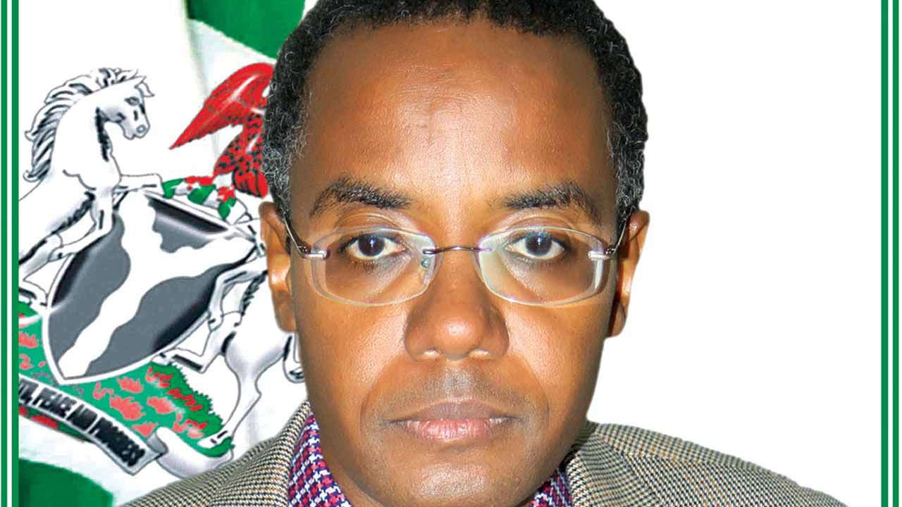 Director-General of the National Agency for the Control of AIDS (NACA), Dr. Sani Aliyu
