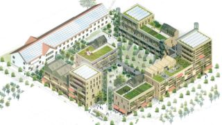 The winning proposal for  the Nordic Built City Challenge