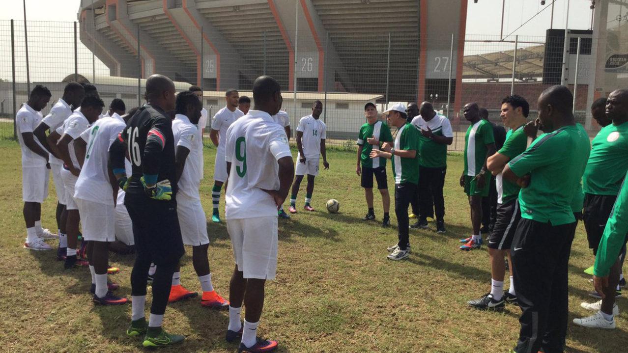 Iheanacho, Iwobi, Success key to Nigeria's dominance of African football, says Rohr