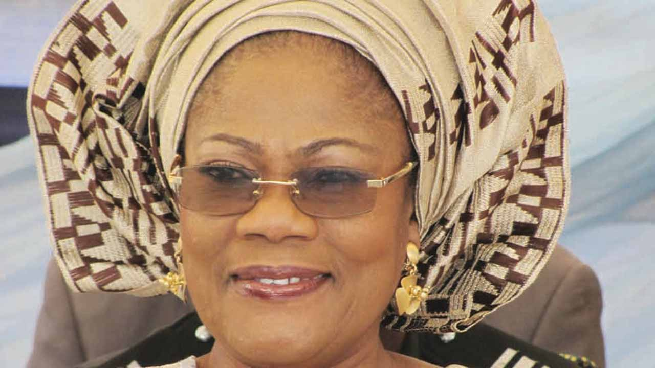 Mrs Grace Titilayo Laoye Tomori, Deputy Governor, State of Osun