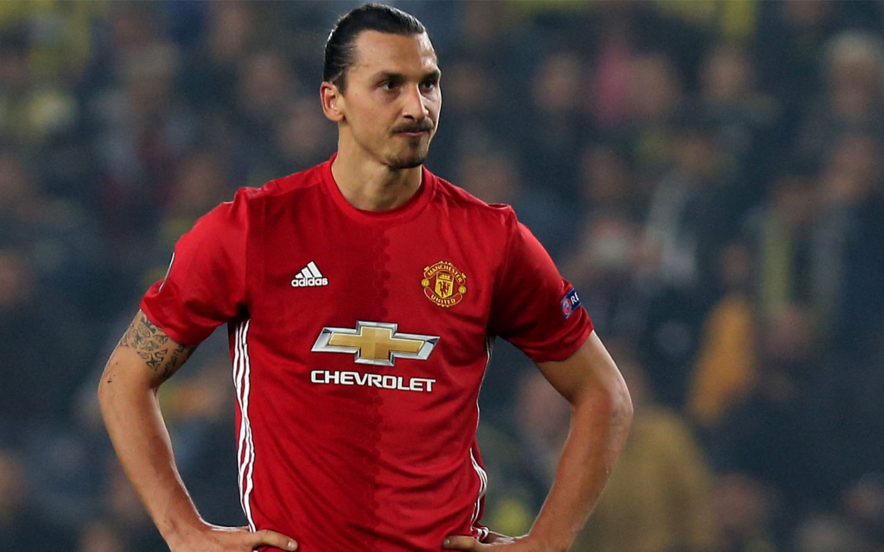 Man Utd in suspense over Ibrahimovic, Rooney futures ... Zlatan Ibrahimovic