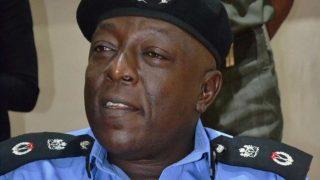 Police Commissioner, Mr. Zanna Ibrahim