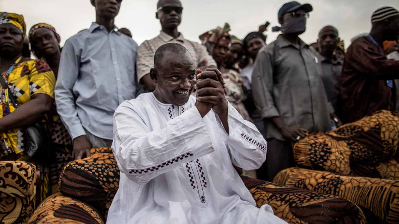 West African states prepare Gambia intervention unless Jammeh quits