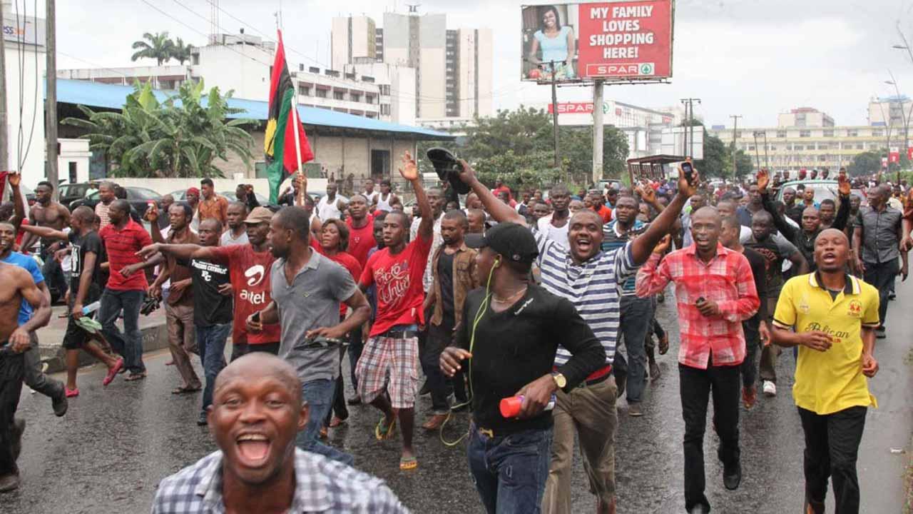 Pro Biafra Agitators
