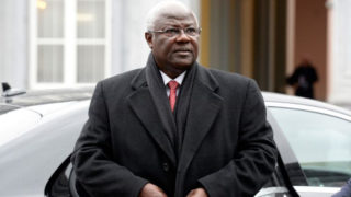 Ernest Bai Koroma PHOTO: AFP /Thierry Charlier