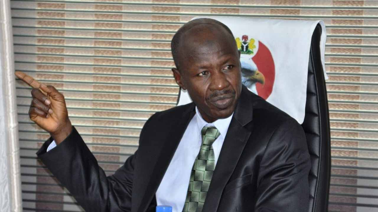 Image result for Court strikes out application to investigate EFCC boss