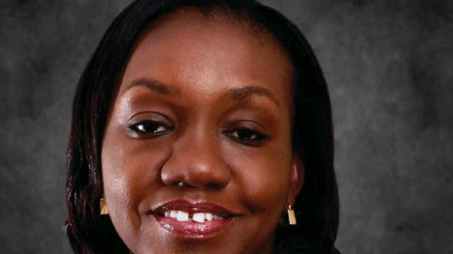 Managing Director of FSDH Asset Management Limited, Mrs. Olumayowa Ogunwemimo