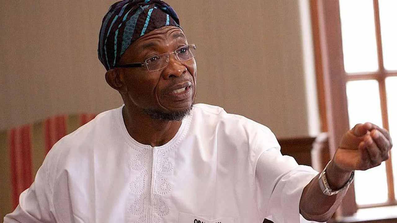 Rauf Aregbesola, Governor State of Osun