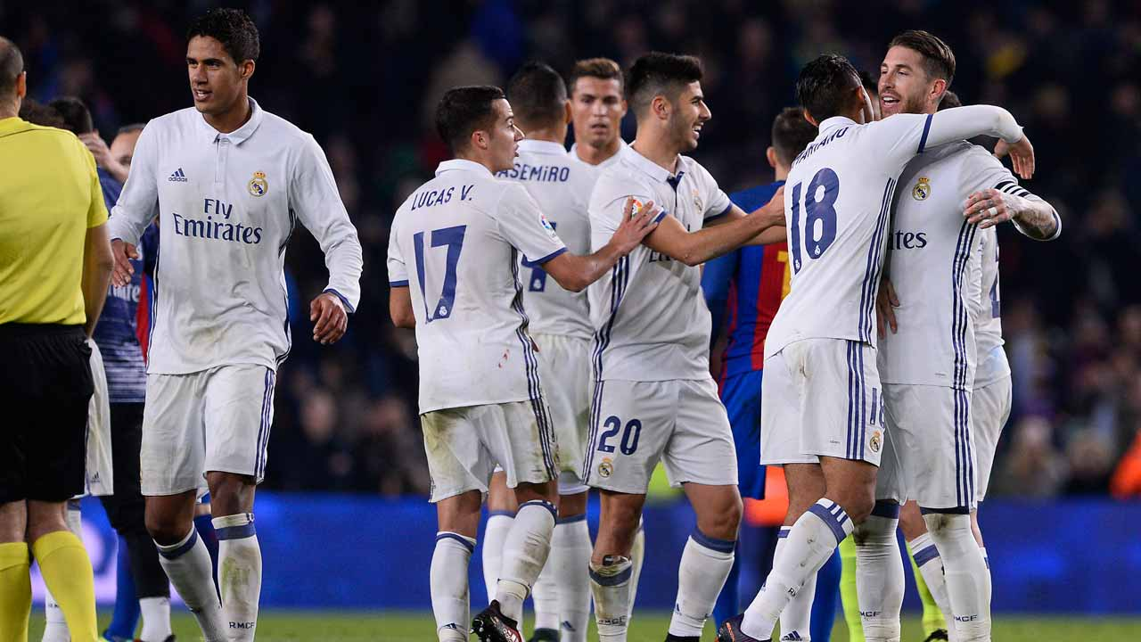 Real, Barca kept apart in Spanish Cup draw