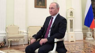 Russian President Vladimir Putin / AFP PHOTO / SPUTNIK / Alexey DRUZHININ