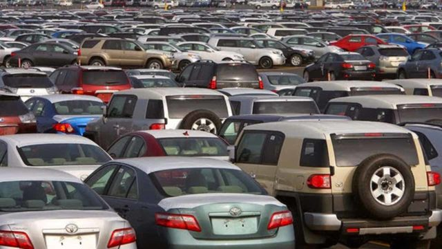 Image result for Customs suspends controversial Vehicle duty Policy