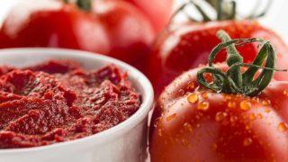 Tomato paste.  PHOTO: ALIMENCO