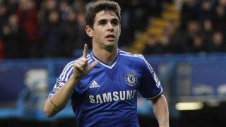 Chelsea's Brazilian midfielder Oscar signs with Shanghai SIPG
