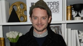 PARK CITY, UT - JANUARY 20: Elijah Wood attends the Creators League Studio At 2017 Sundance Film Festival - Day 2 on January 20, 2017 in Park City, Utah. Gustavo Caballero/Getty Images for PEPSICO Creators League Studios /AFP  Gustavo Caballero / GETTY IMAGES NORTH AMERICA / AFP