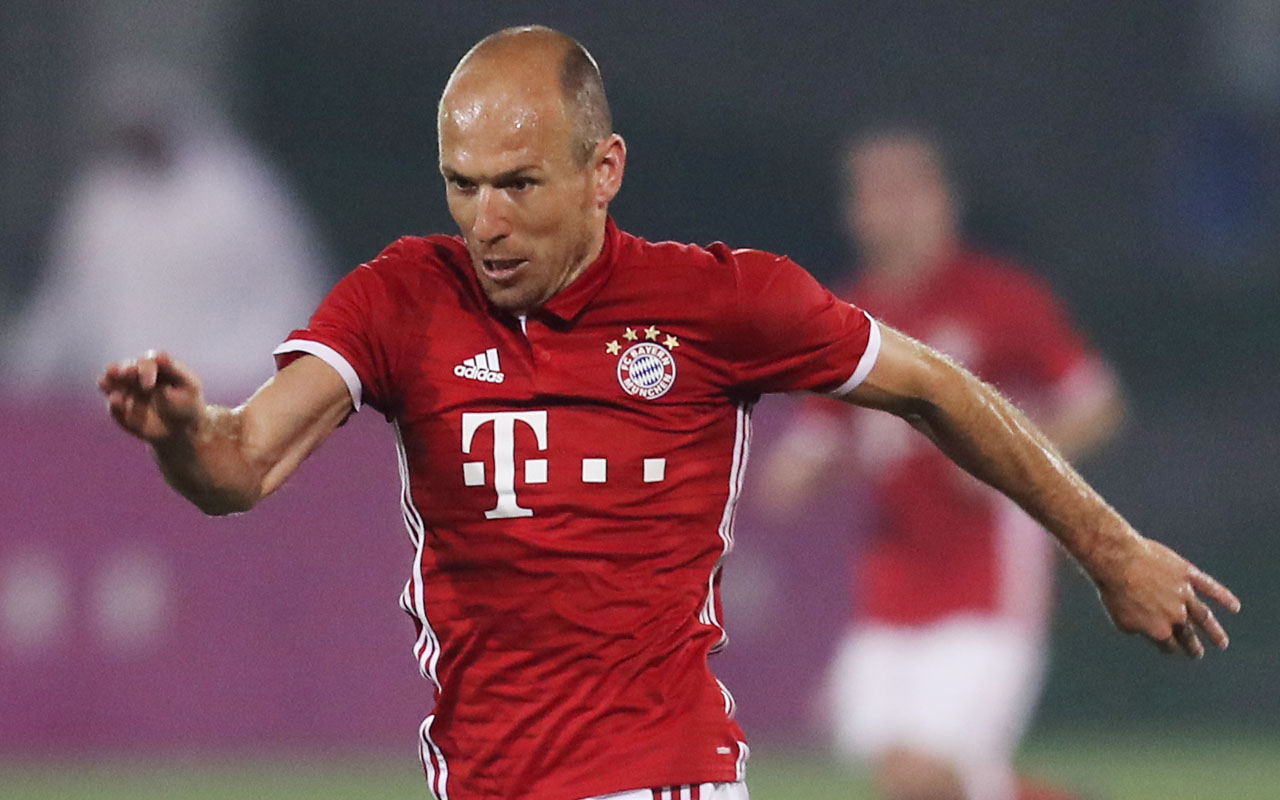 Arjen Robben Mulling Tokyo Move After Bayern Munich Exit ...  |Arjen Robben
