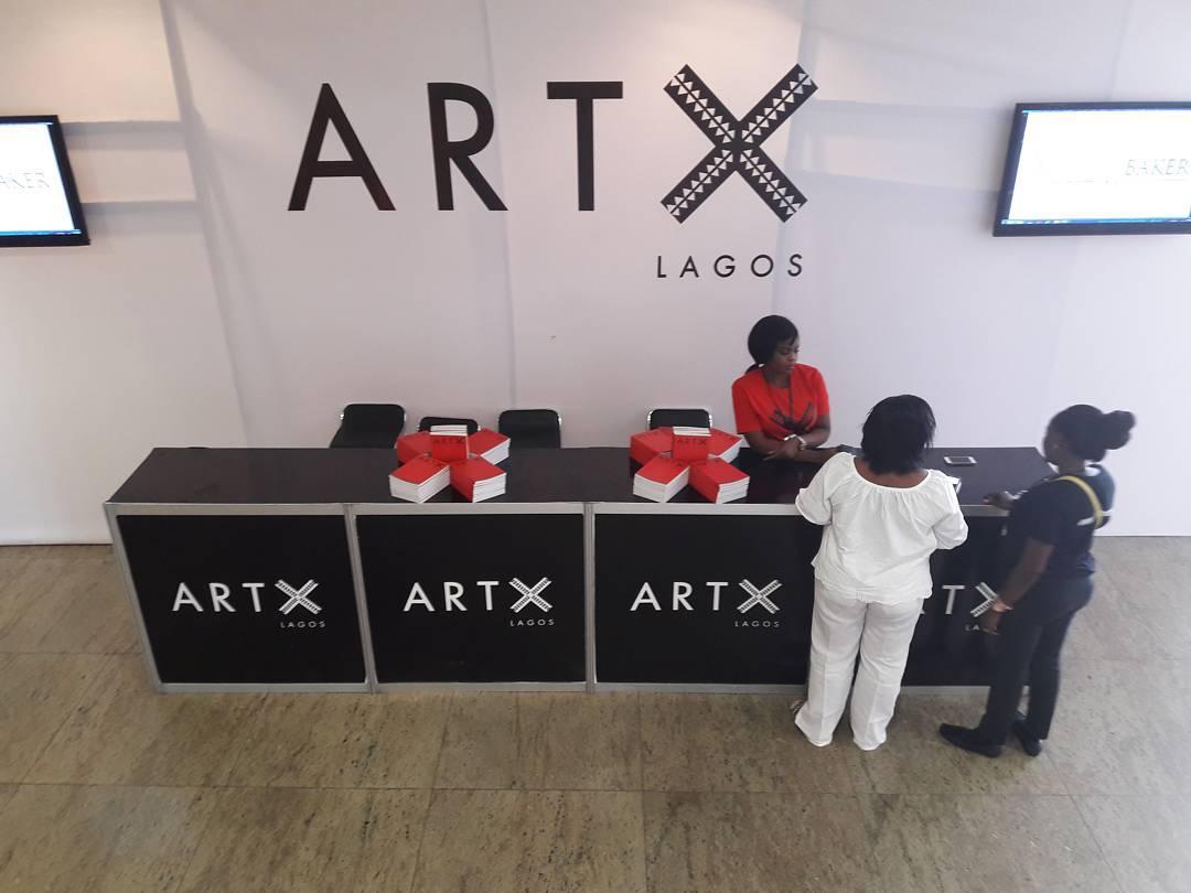 Art X Lagos. PHOTO: KOKO TV