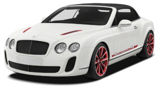 Bentley's Continental Supersports