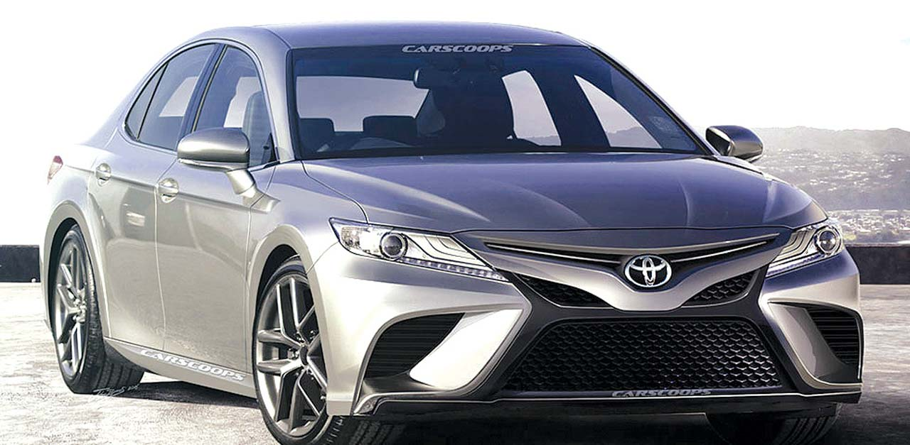 toyota shows off all new camry features the guardian nigeria. Black Bedroom Furniture Sets. Home Design Ideas