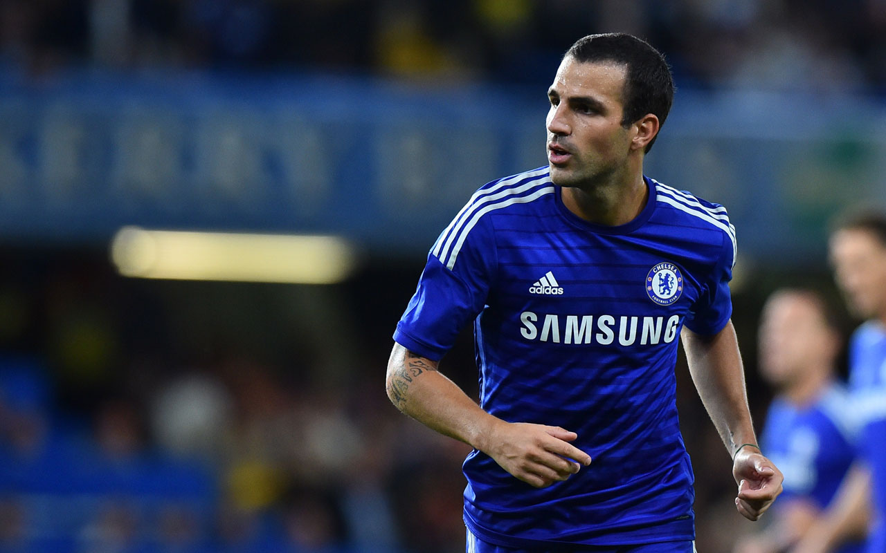 Cup clash gives Fabregas chance to prove point