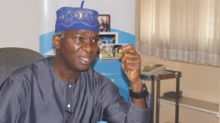 Minister of Power, Works and Housing, Babatunde Raji Fashola (SAN) PHOTO: BUNMI AMOSU