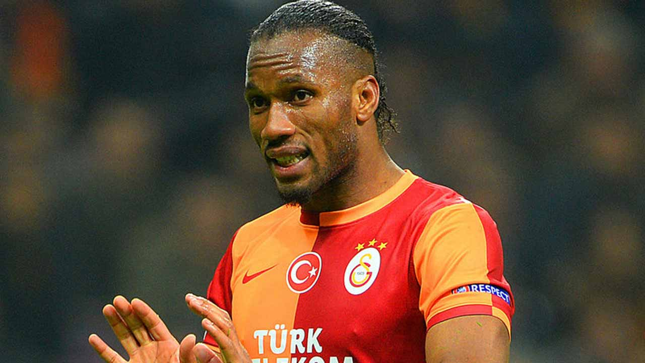 Drogba 38 In Talks With Corinthians Sport The