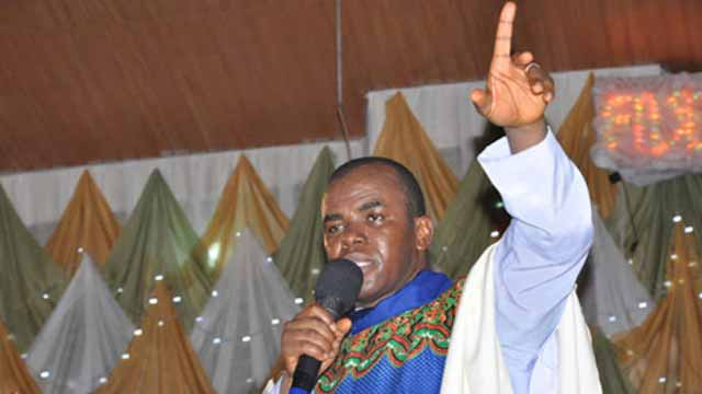 Reverend Fr. Ejike Mbaka