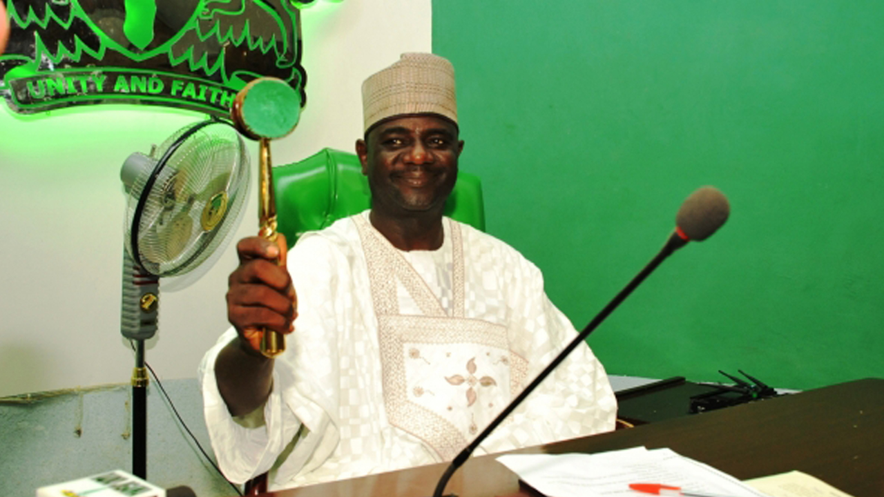 Idris Garba was impeached due to alleged high handedness and abuse of power