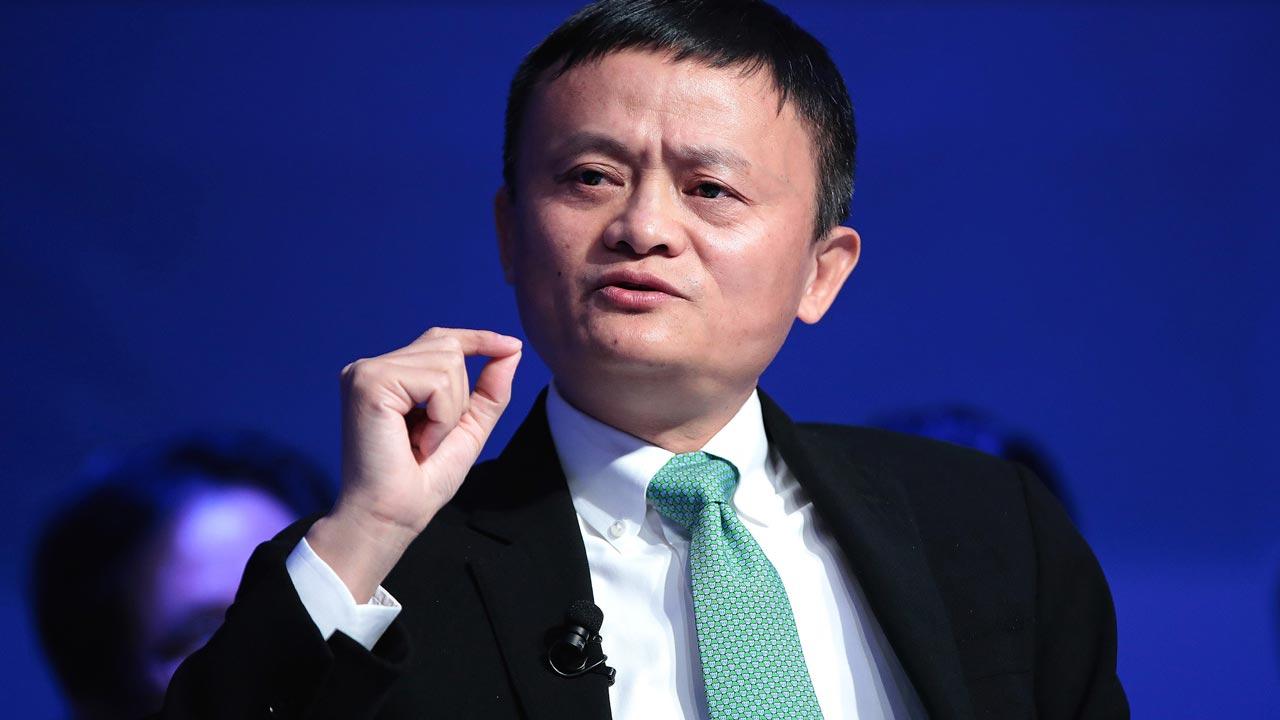 Alibaba's Ma wants to avoid U.S.-China trade war at all ...