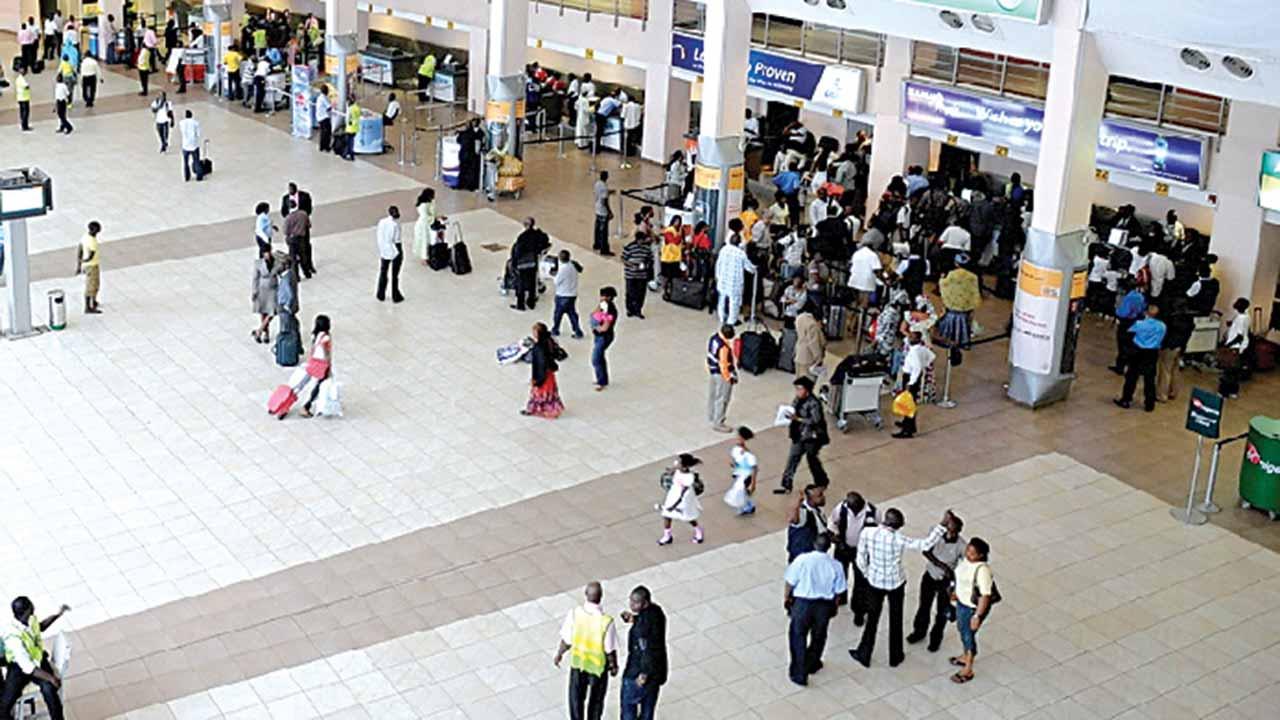 Murtala Muhammed Airport Terminal II