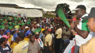 Governor of Edo State, Godwin Obaseki