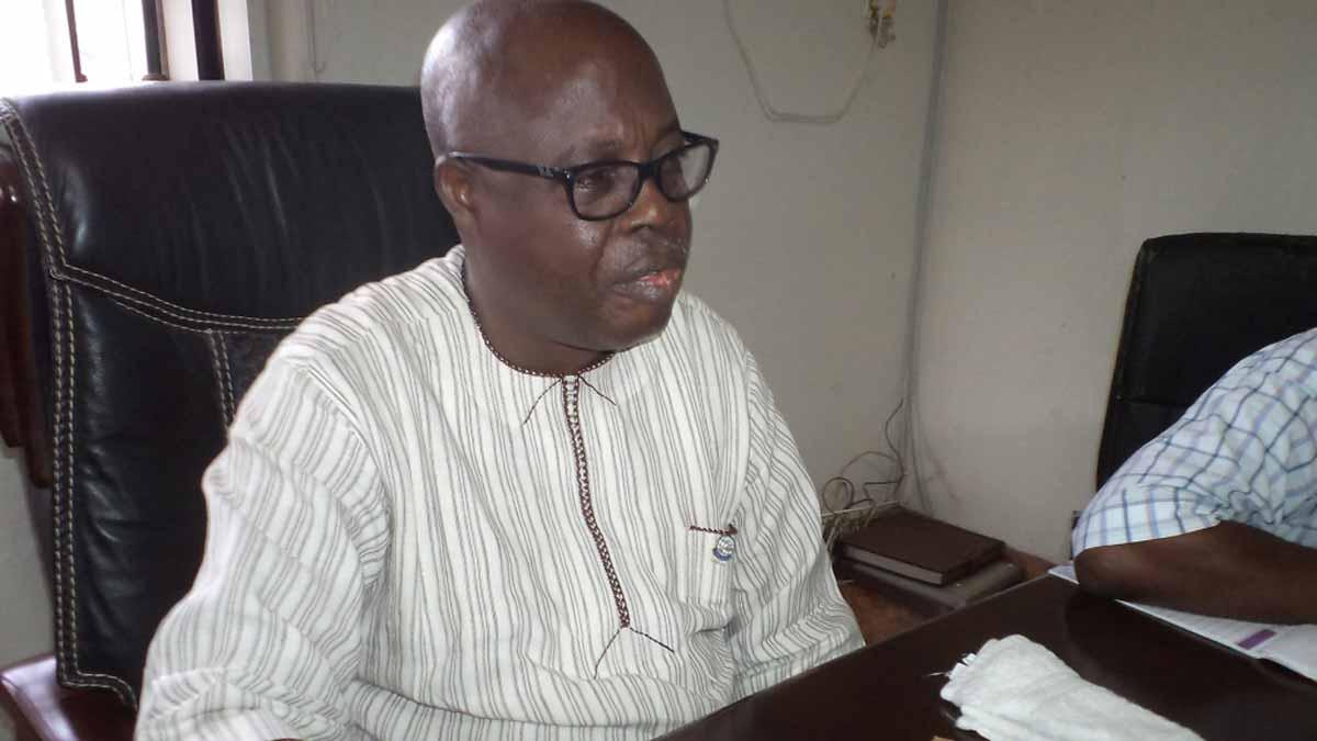 President of the Association of Nigerian Licensed Customs Agents (ANLCA), Olayiwola Shittu,