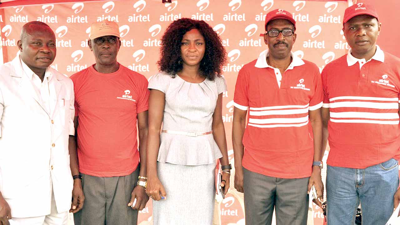 Community hails Airtel 's support against HIV/AIDS
