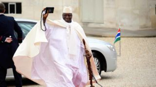 Gambian President Yahya Jammeh has accused the West African regional bloc ECOWAS of declaring war after demanding that he stand down following his defeat at the ballot box.