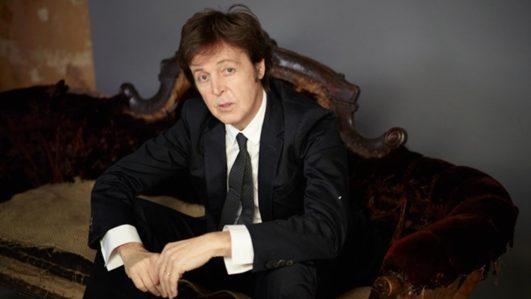 Paul McCartney. PHOTO: PaulmcCartney.com