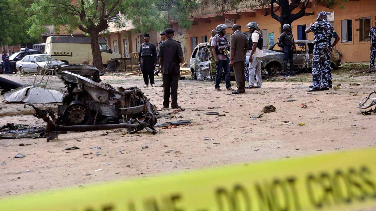 The Commissioner of Police(CP), Damian Chukwu, confirmed the incident to news men in Maiduguri.