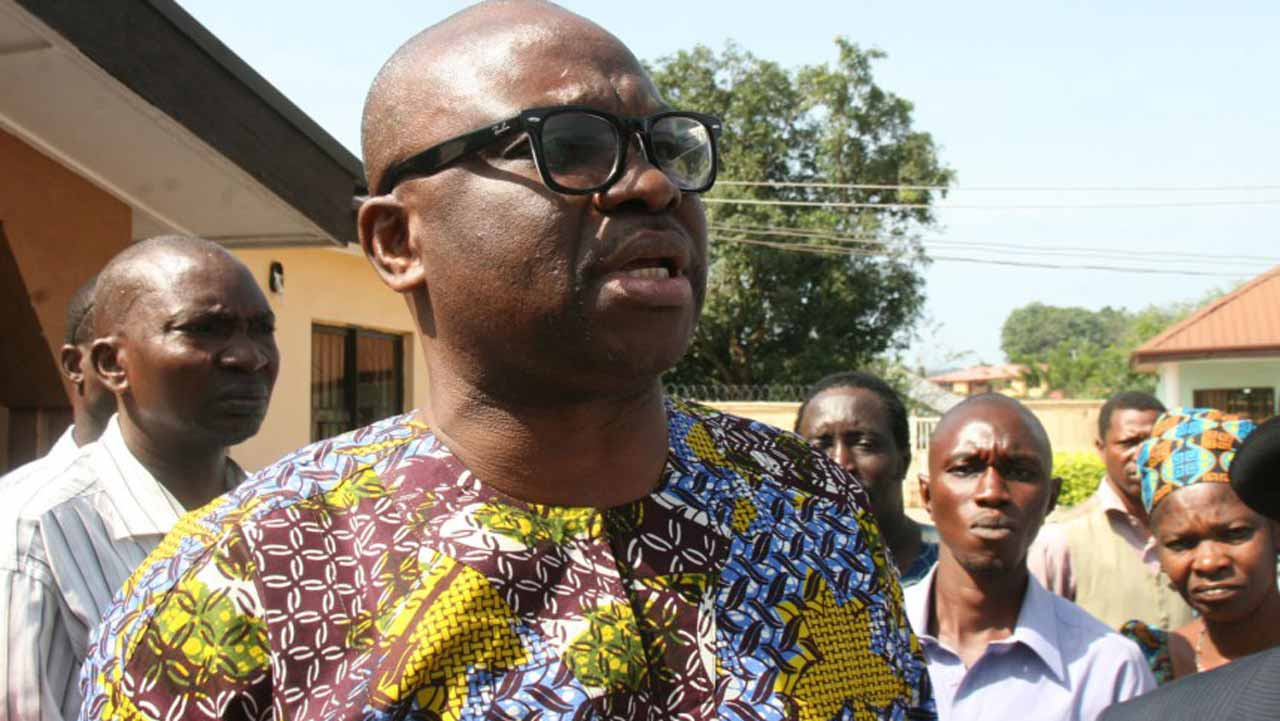 Fayose cautions police over handling of Ile-Ife crisis