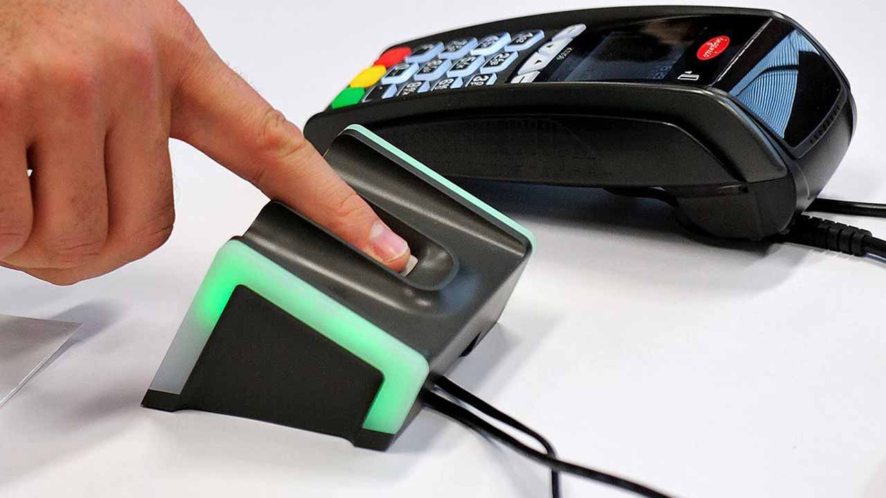 Fingerprint recognition technology is becoming widely available to verify identities, such as when logging on to smartphones, tablets and laptop computers.