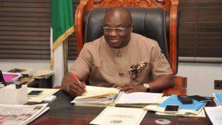 Abia State Governor, Dr Okezie Ikpeazu