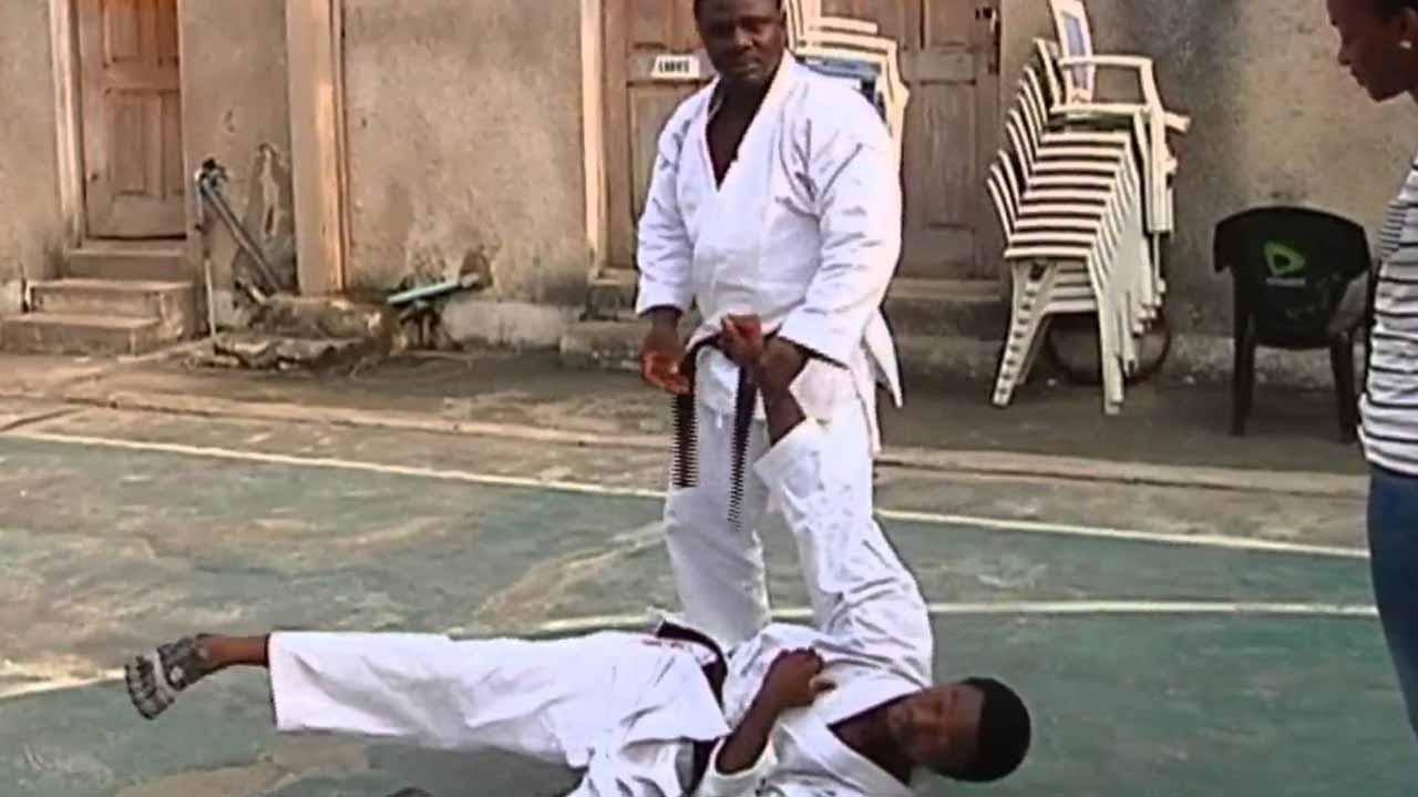 Karate. PHOTO: YouTube