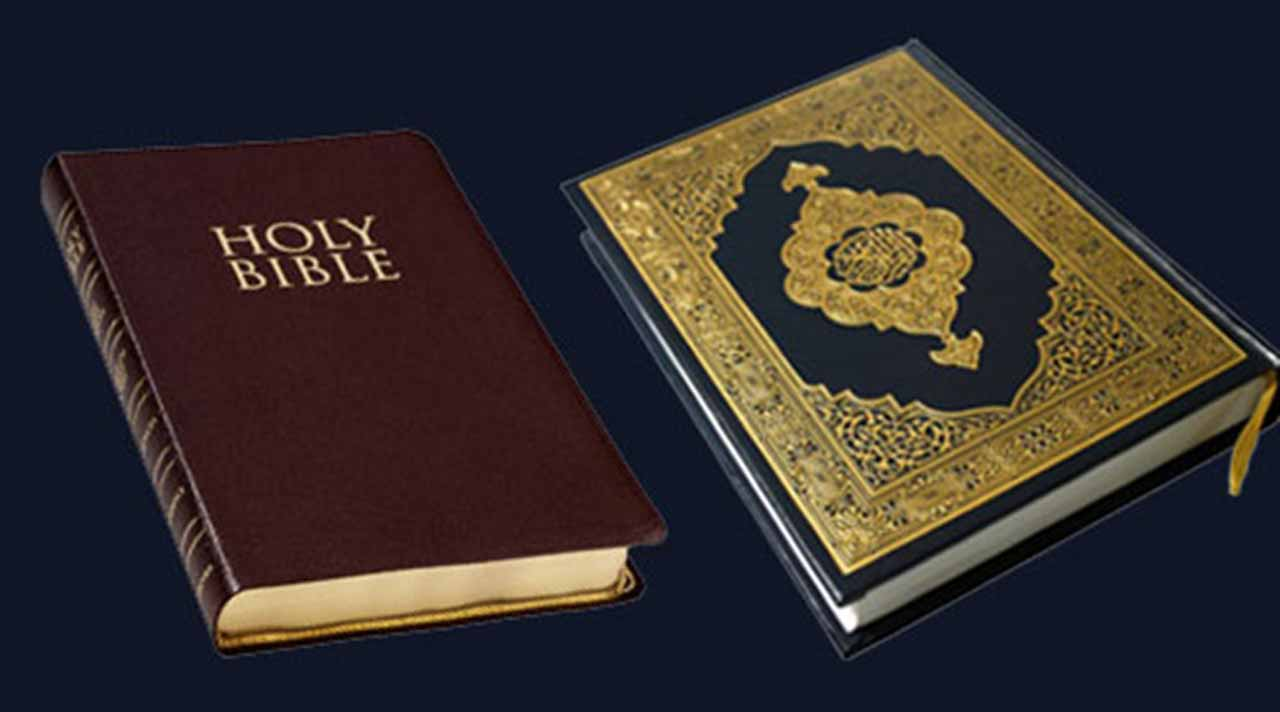 Bible and Qur'an