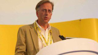 UK Athletics (UKA) chairman, Ed Warner