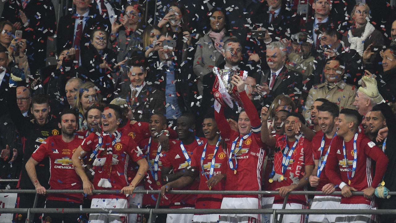 Manchester United Winning League Cup Is No News! They Are Still Flops